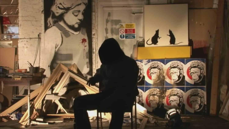 banksy studio interview wide 20107161119