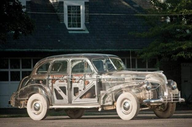 foundbyjames ghostcar 1