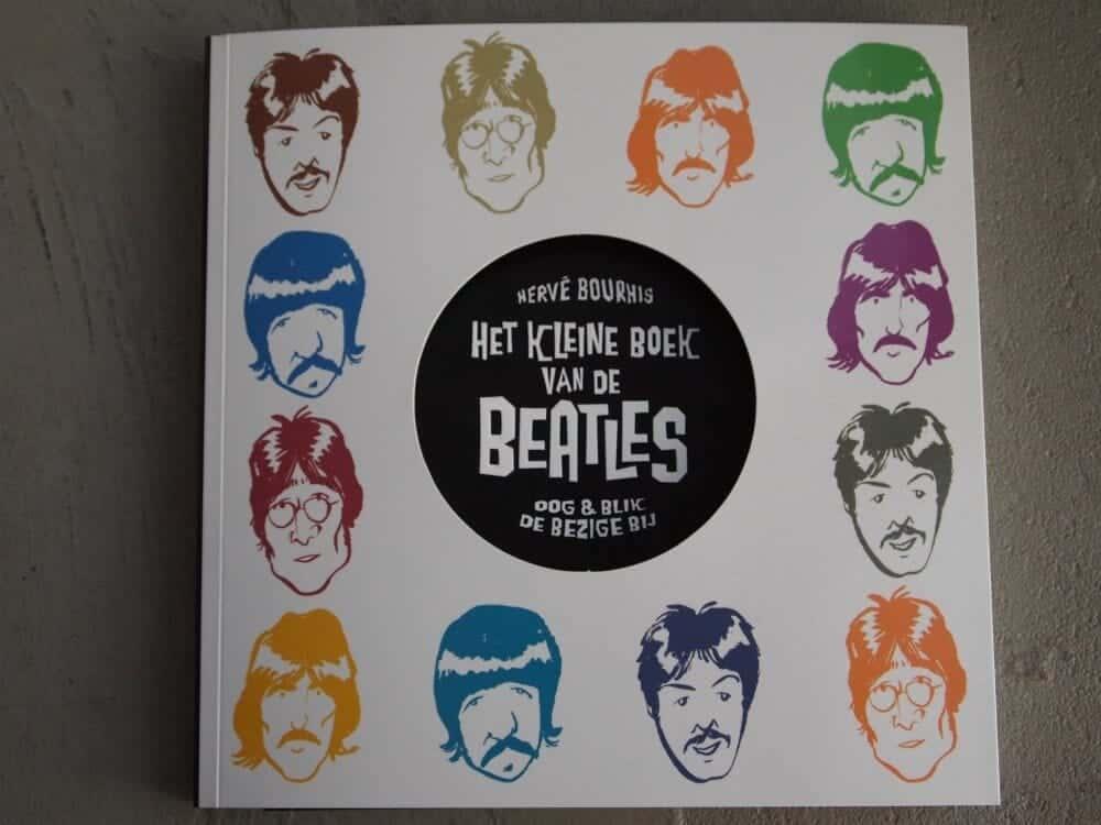 het kleine boek van the beatles