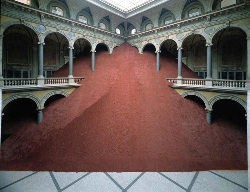 domestication of pyramids by magdalena jetelova