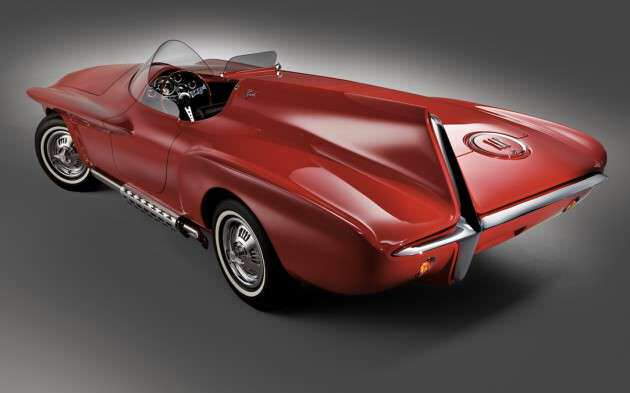 1960 plymouth xnr concept 06 630x393