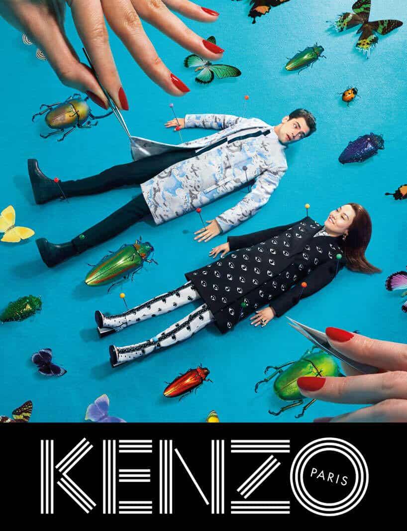 TOILETPAPER for KENZO