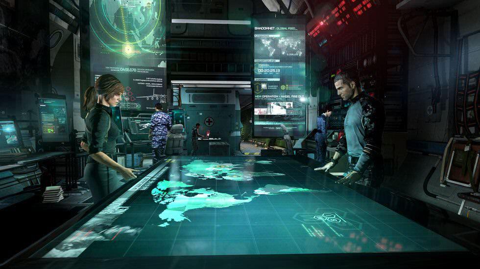 Splinter Cell Blacklist 1
