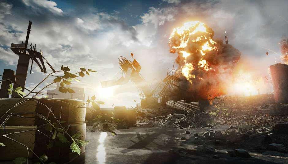 battlefield vier