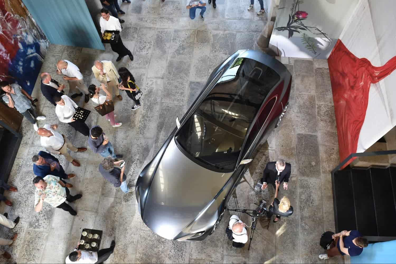 conceptcar van Mazda
