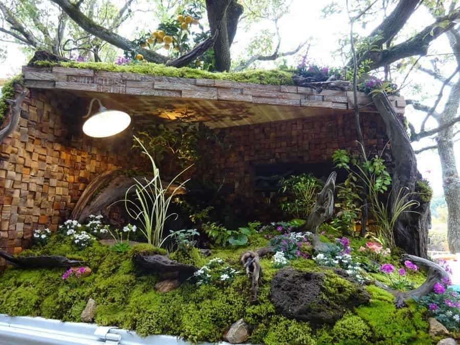 Japanse tuintrend