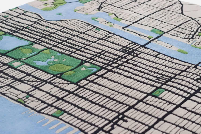 zachte versie van Manhattan