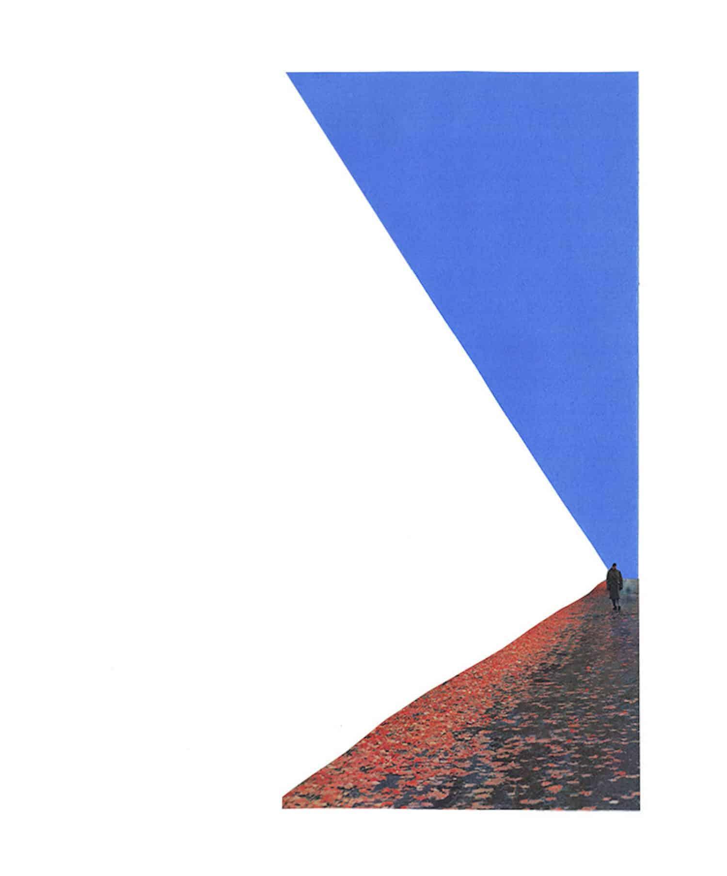minimalistische collage