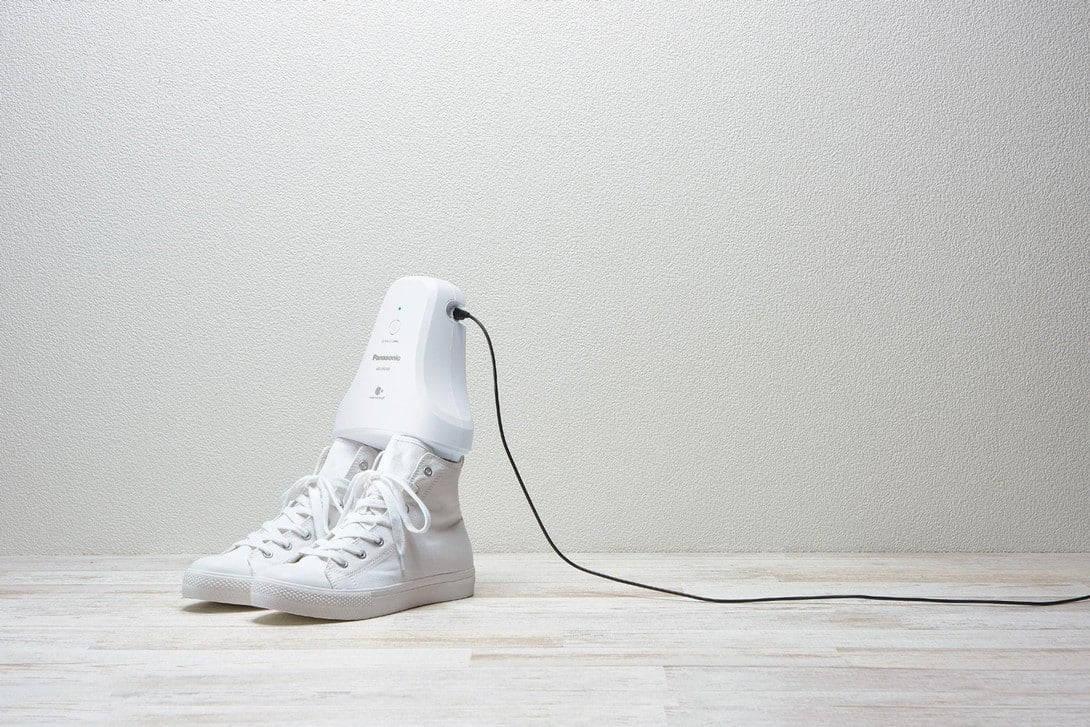 de oplossing voor stinkende schoenen