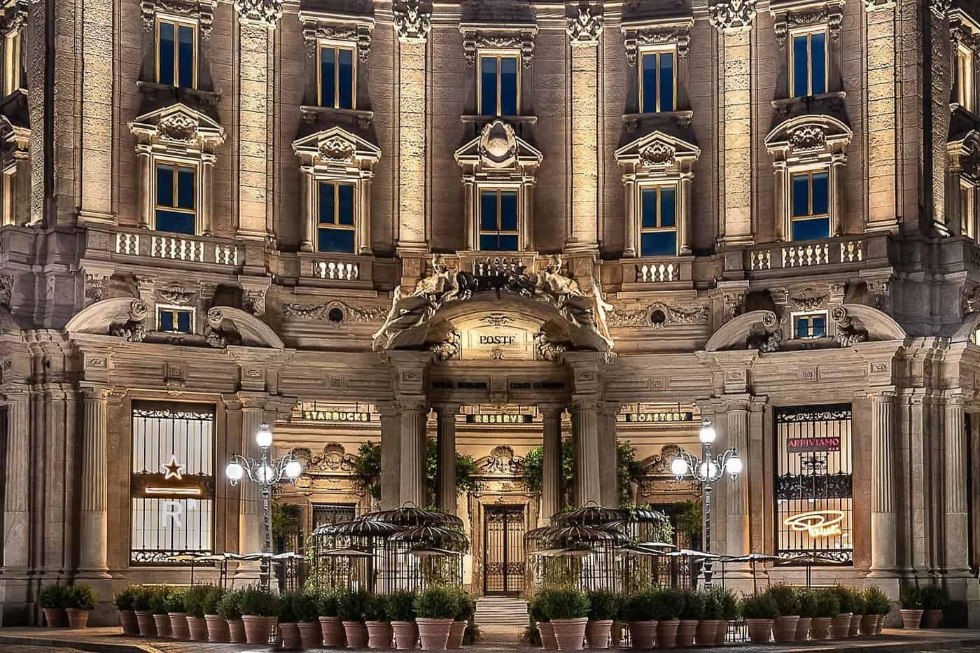 Reserve Roastery Milan