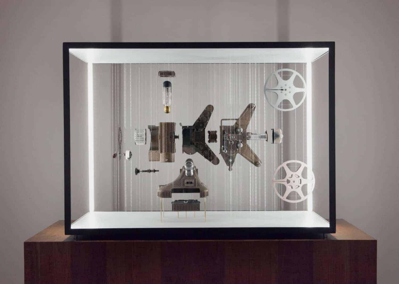 Keystone K109 (2018), Keystone Regal 8mm Silent Film Projector Model K-109 (circa 1953)