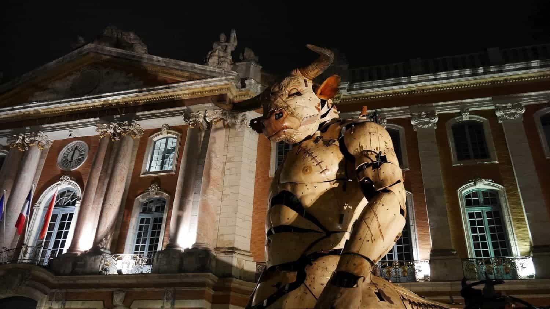 Minotaurus in Toulouse