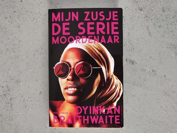 boek van Oyinkan Braithwaite