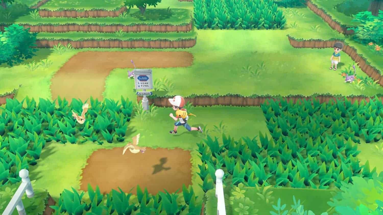 Pokémon Let's Go Eevee Review