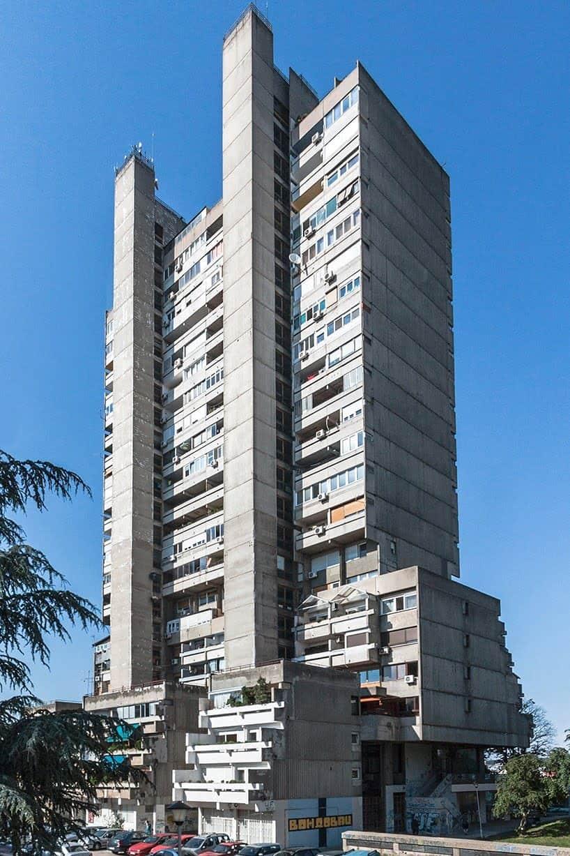 voždovac residential tower