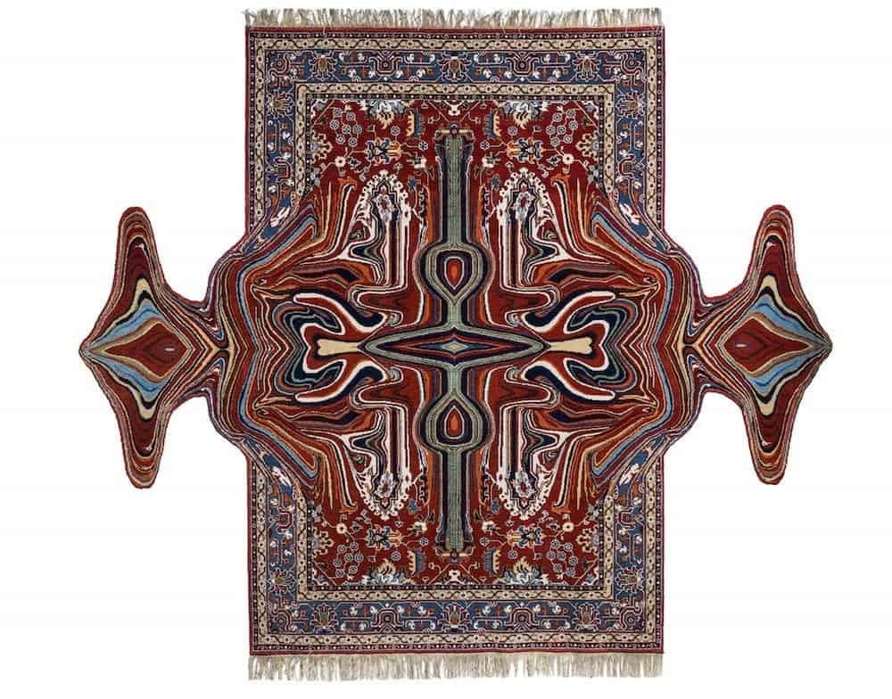alternatief tapijt