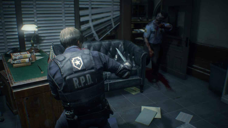 Resident Evil 2 Remake Review