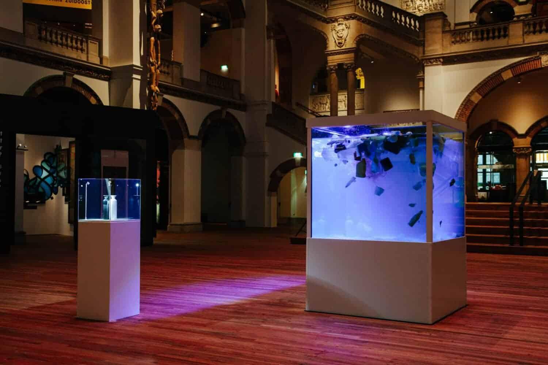Plastic Soep in het museum