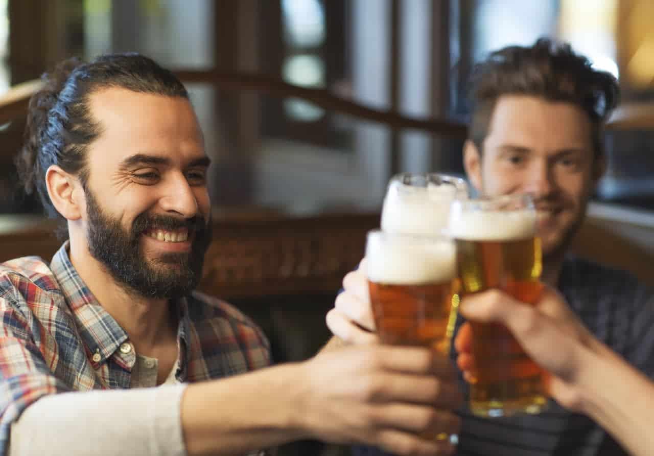 bier drinken op IJsland