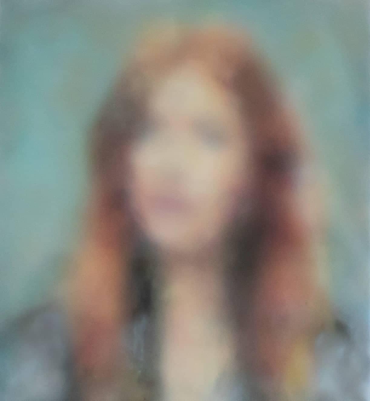 Onscherpe portret door Eliana Marinari