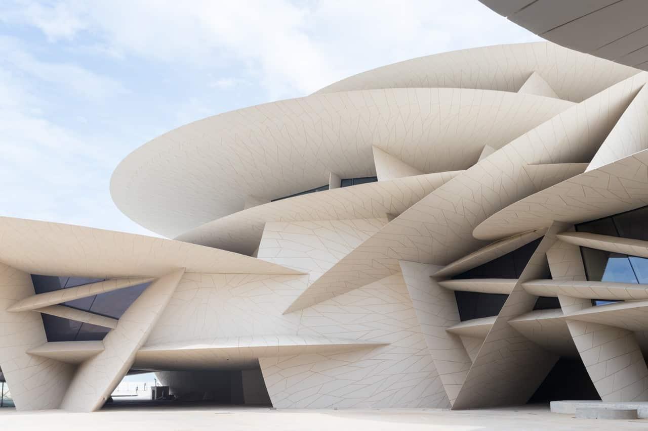 Nationaal Museum in Qatar