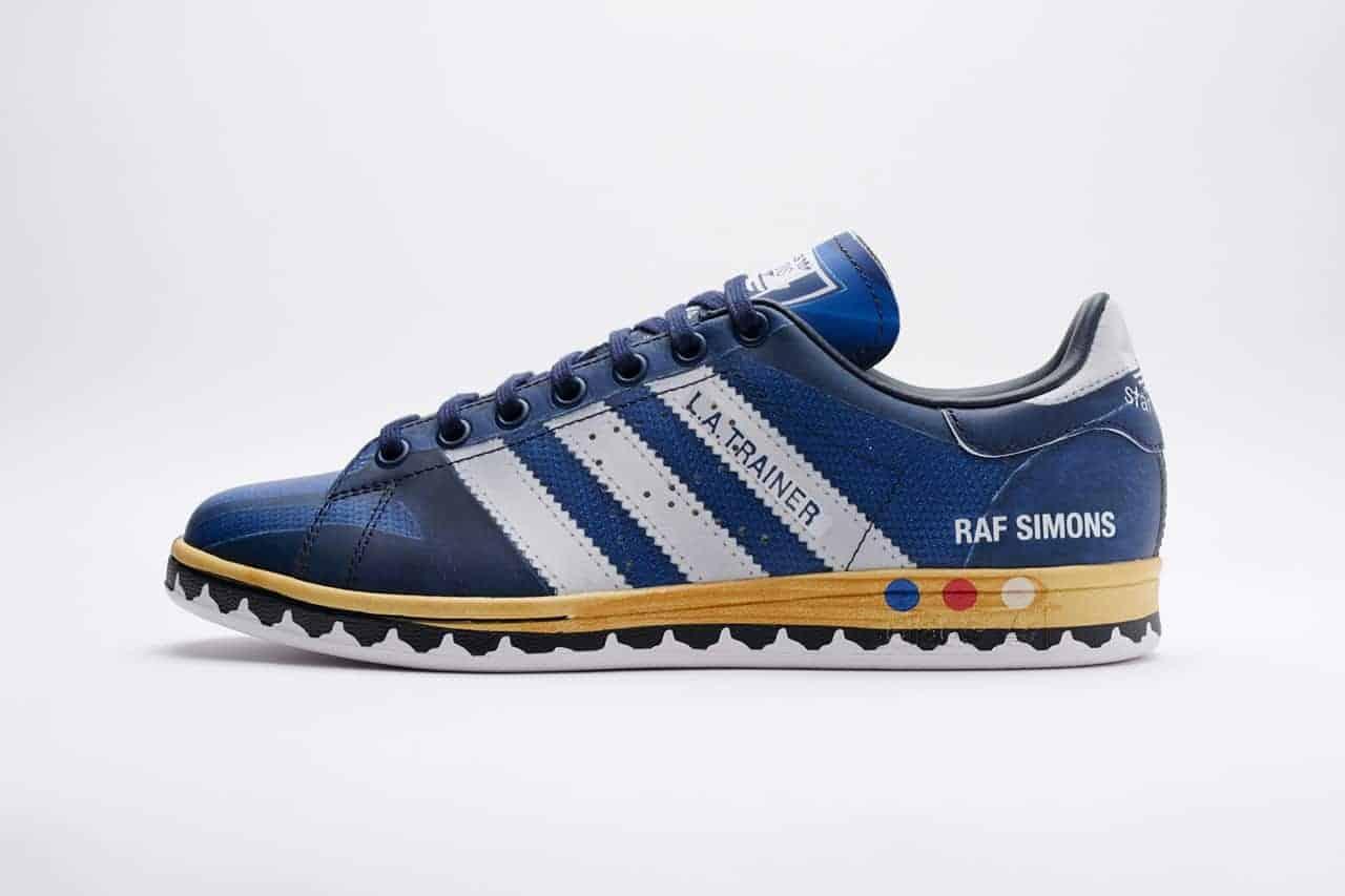 sneaker van Raf Simons en adidas