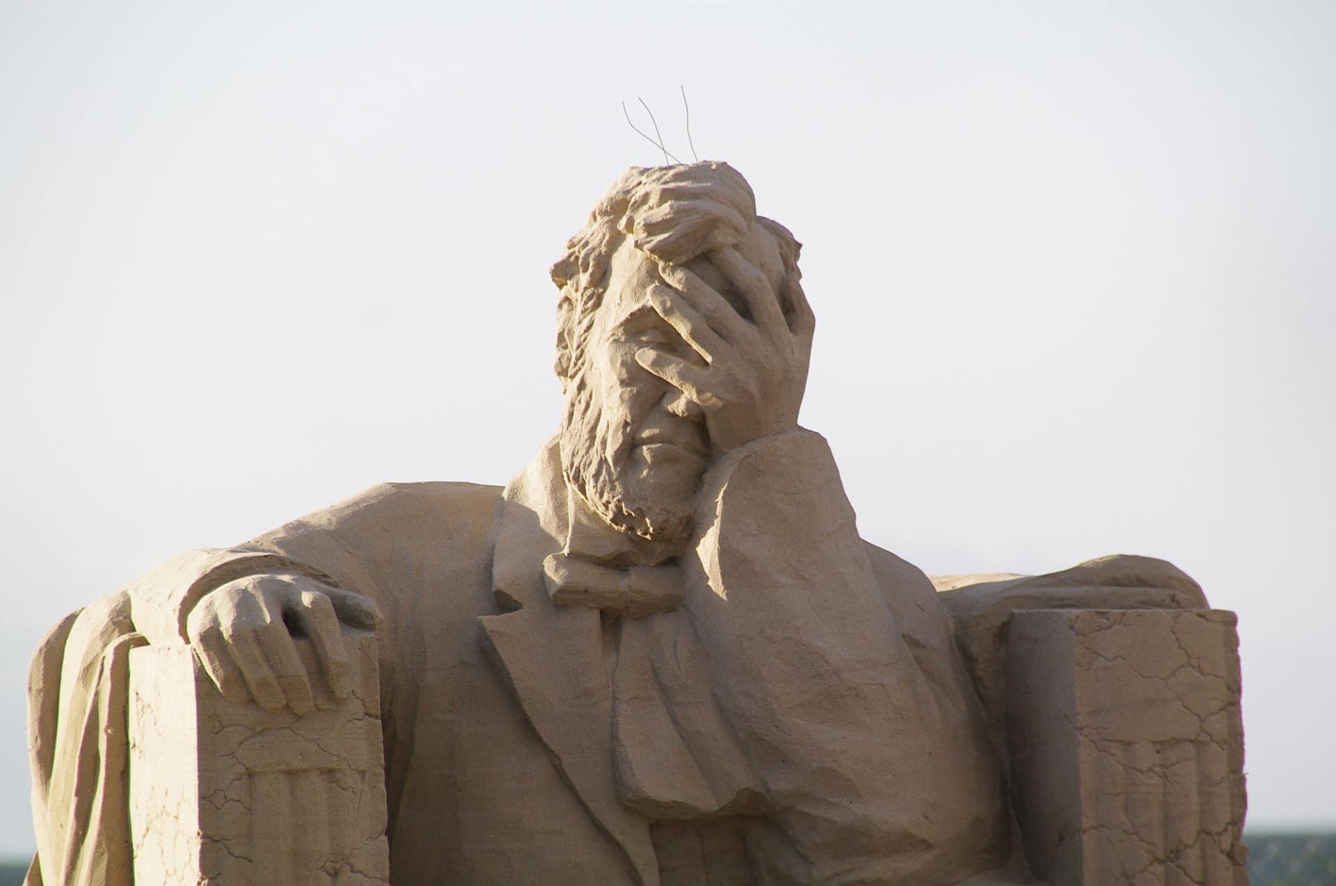 Liberty is Crumbling