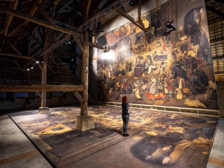 Volg de voetsporen van Bruegel in Vlaanderen