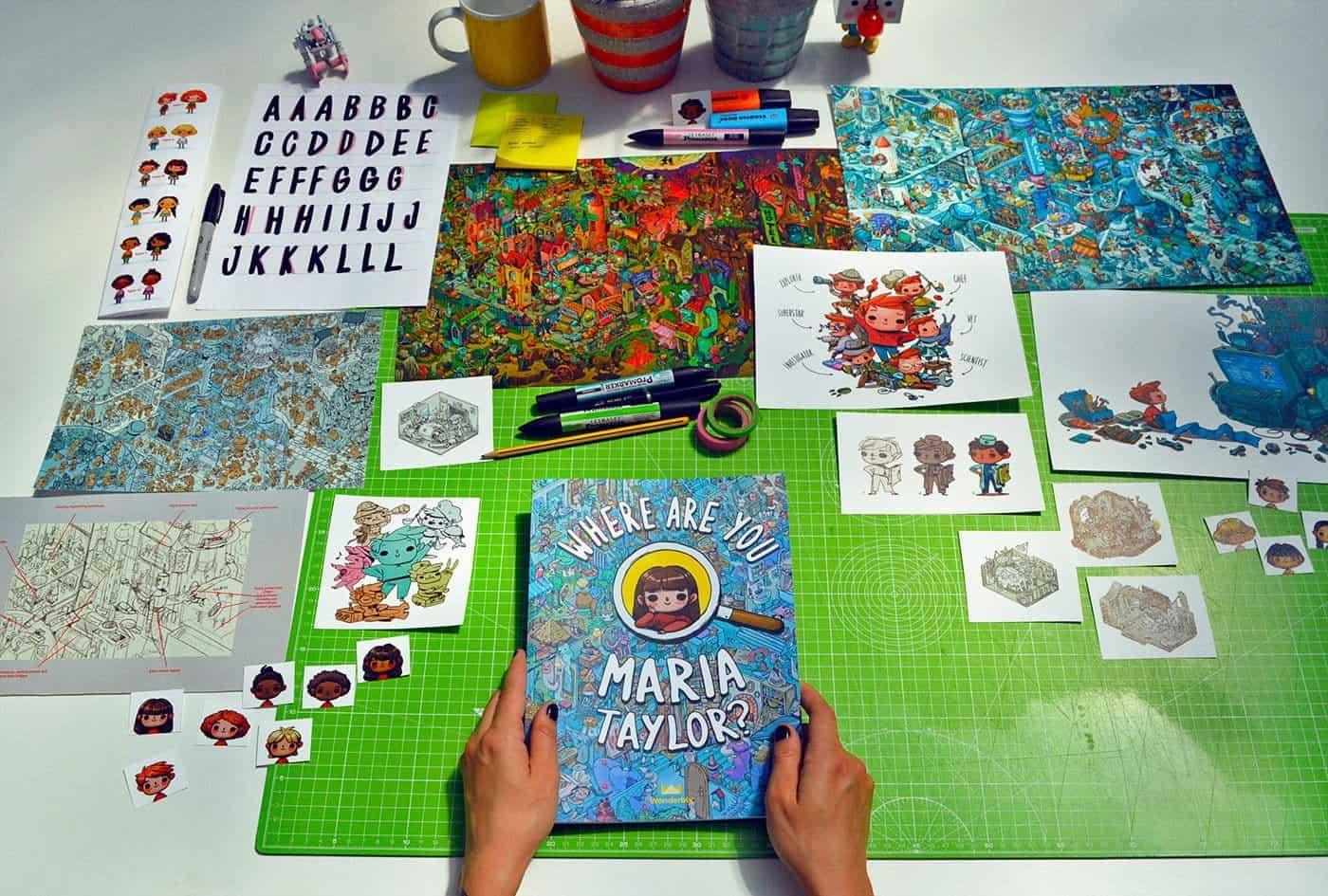 Op zoek naar jezelf in de boeken van Marija Tiurina