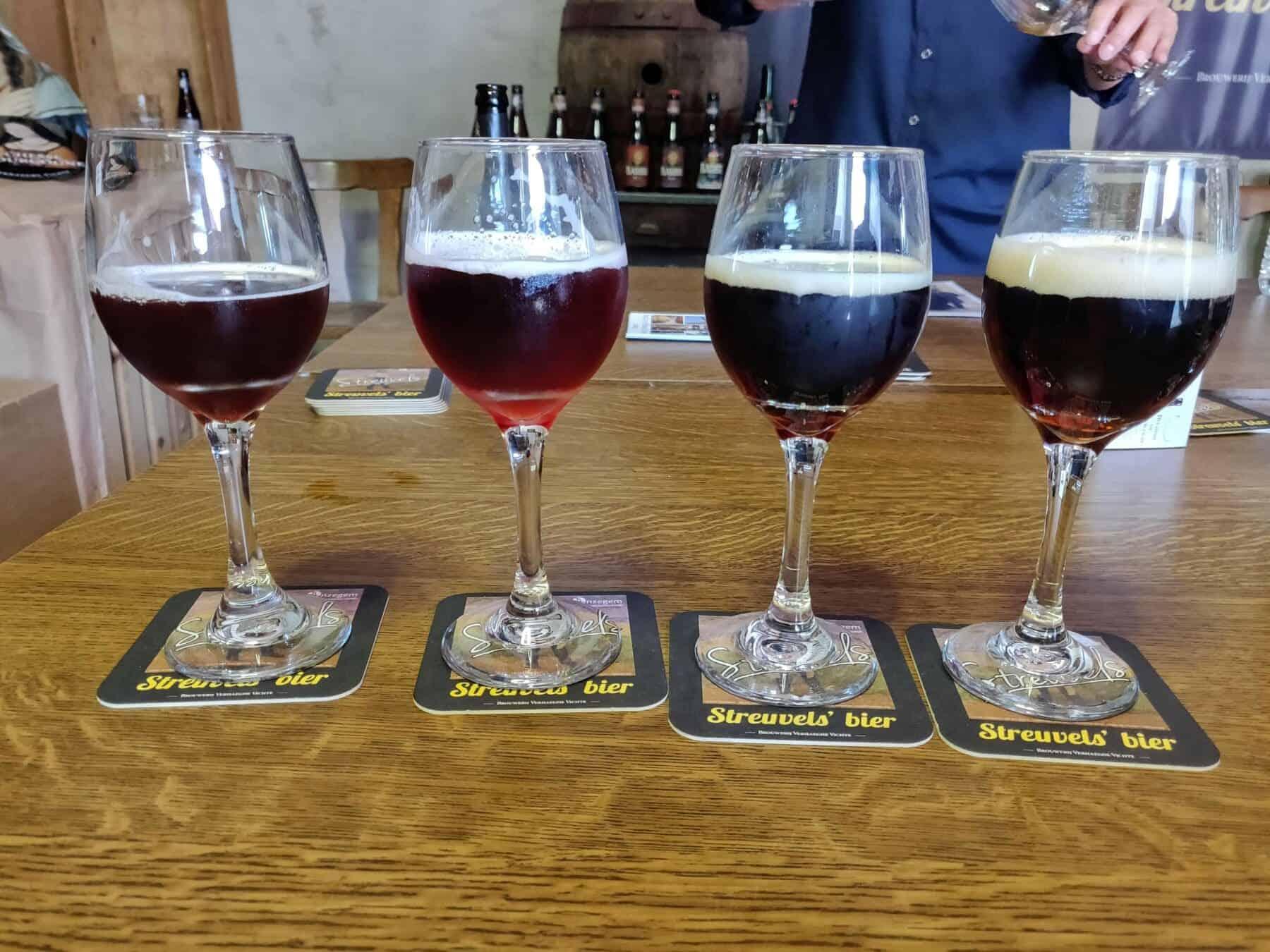 Proeverij bij Brouwerij Verhaeghe