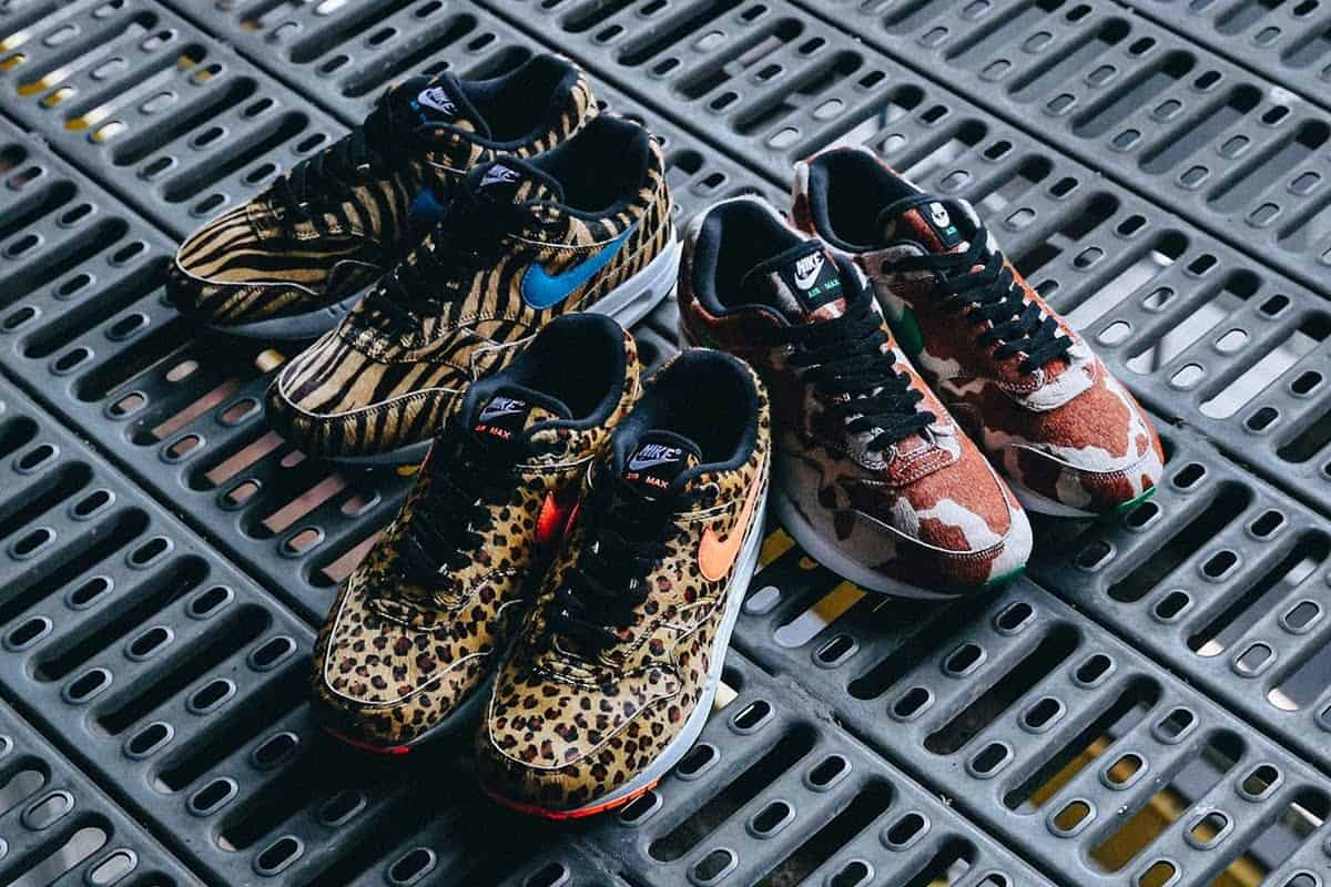 atmos x Nike Animal Pack 3.0