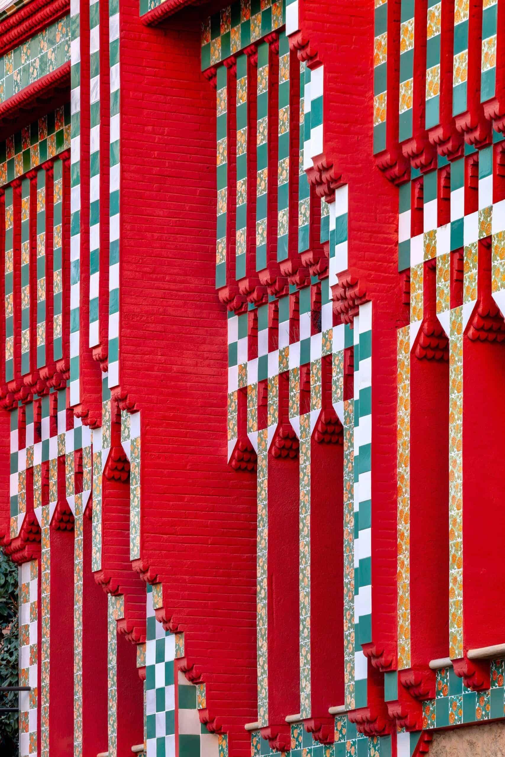 Casa Vicens van Antoni Gaudí
