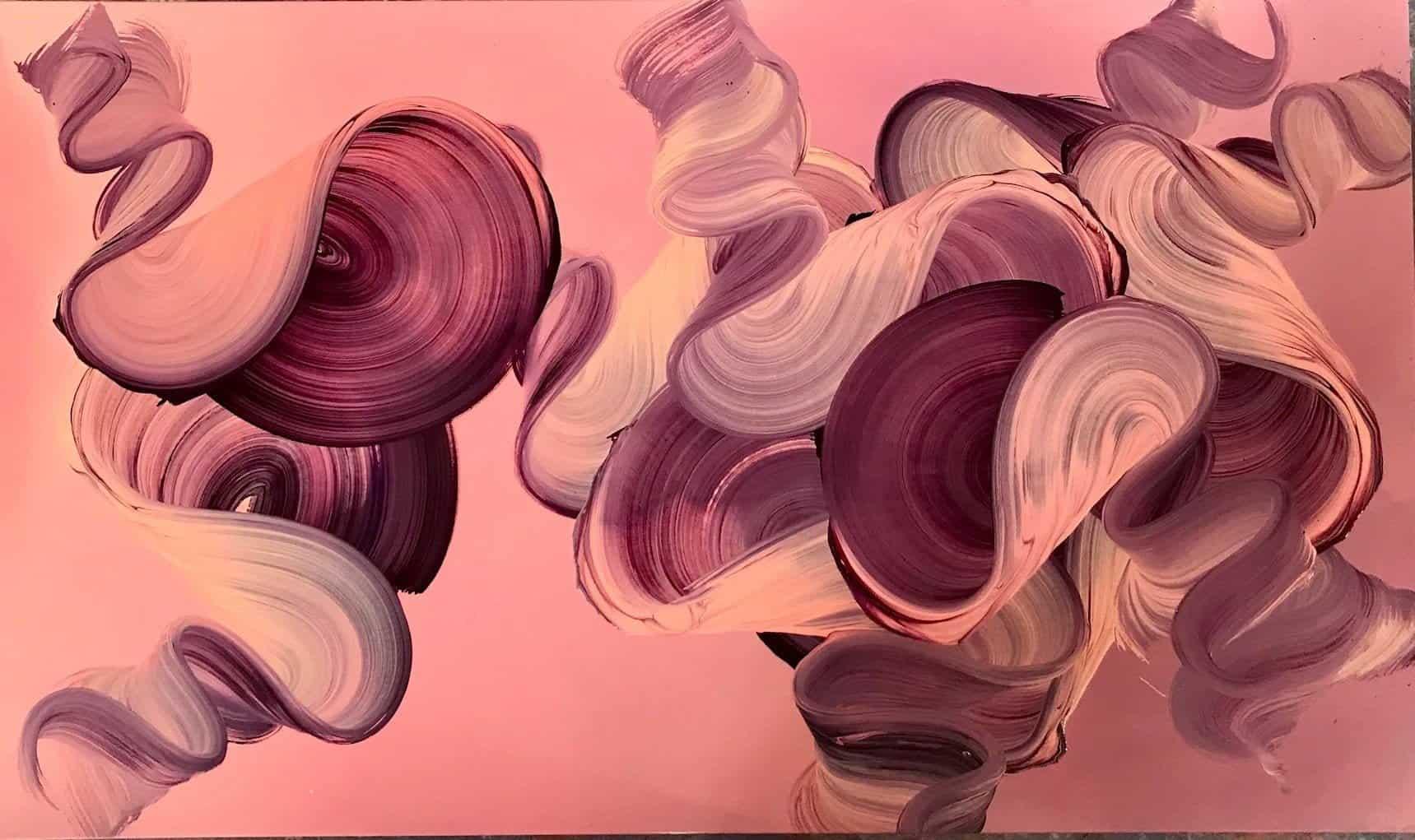 Werk van Dragica Carlin