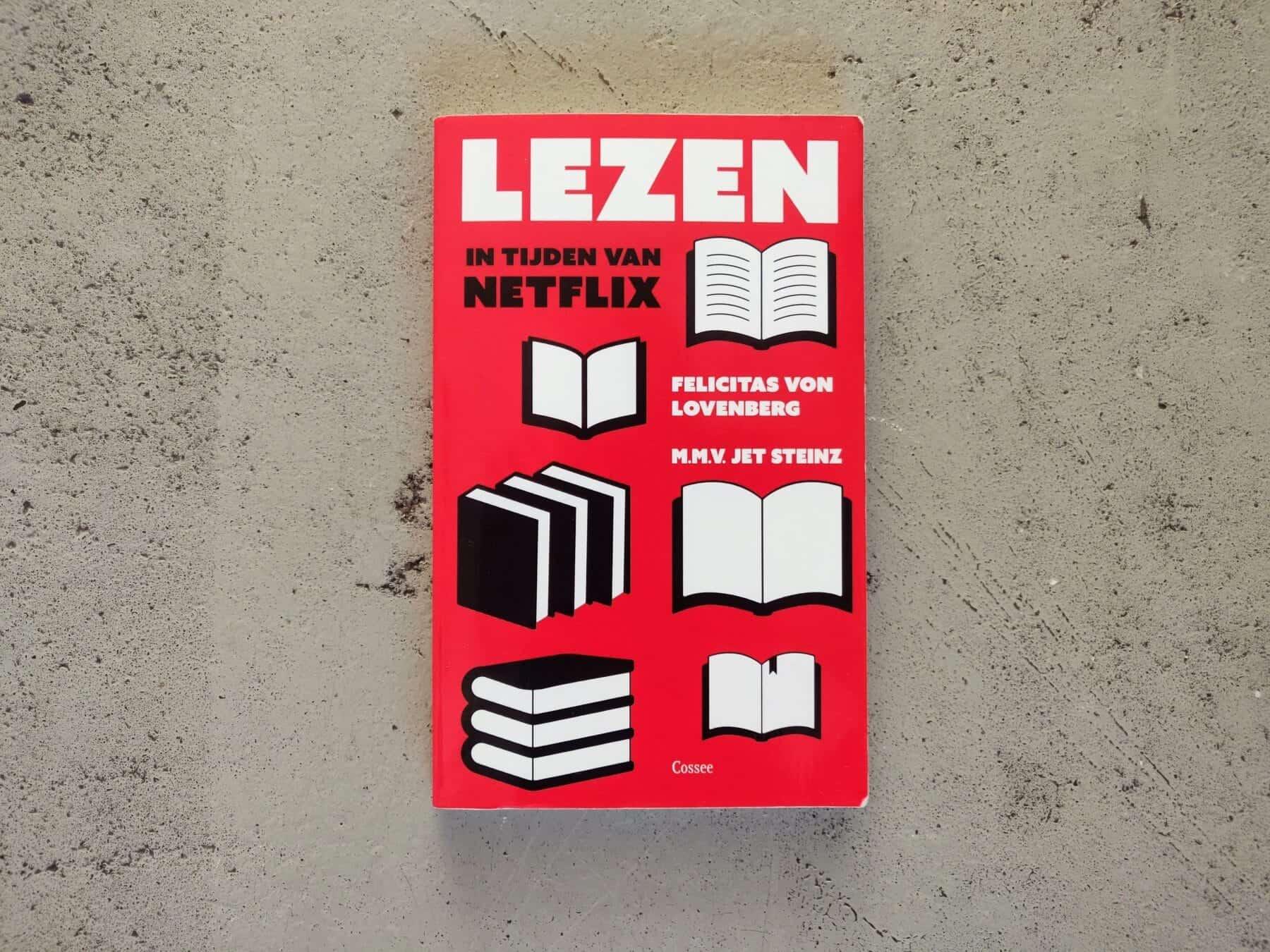 Felicitas von Lovenberg leert ons lezen in tijden van Netflix