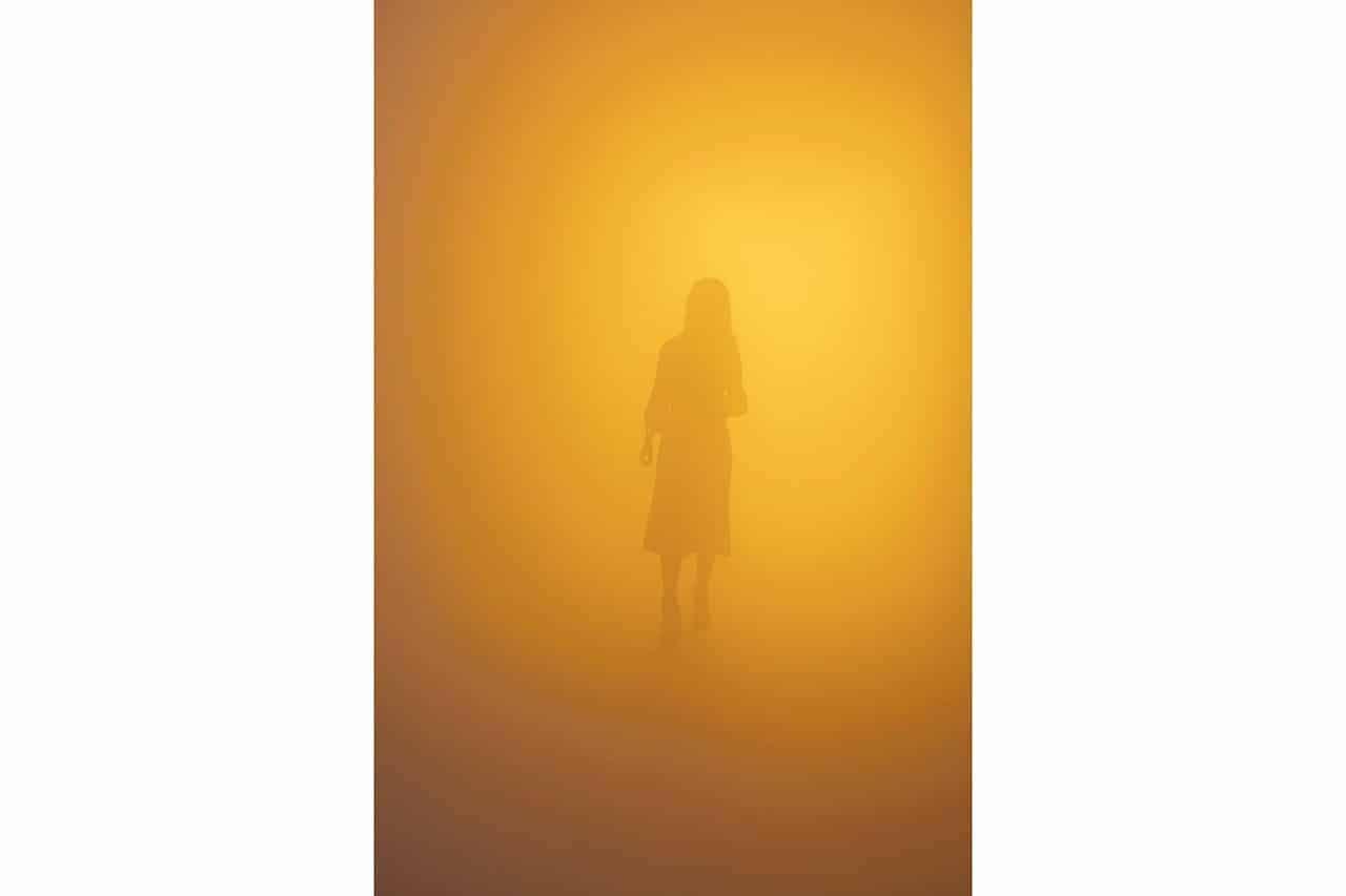 Din blinde passager; (Your blind passenger), 2010. Anders Sune Berg. Courtesy of the artist; neugerriemschneider, Berlin; Tanya Bonakdar Gallery, New York / Los Angeles. © 2010 Olafur Eliasson