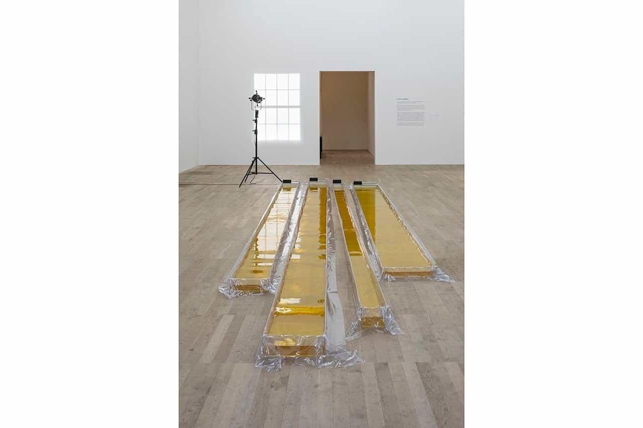 Wavemachines, 1995. Anders Sune Berg. Kunstmuseum Basel. © 1995 Olafur Eliasson