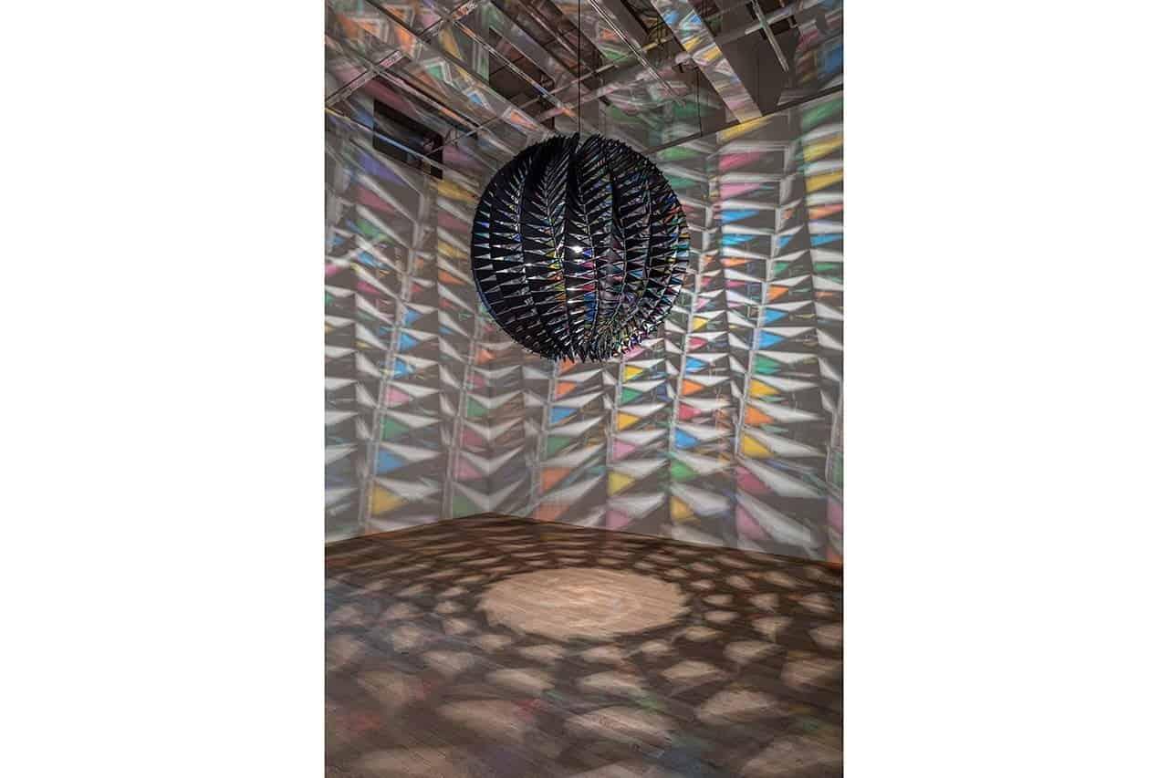 In real life, 2019. Anders Sune Berg. Courtesy of the artist; neugerriemschneider, Berlin; Tanya Bonakdar Gallery, New York / Los Angeles. © 2019 Olafur Eliasson