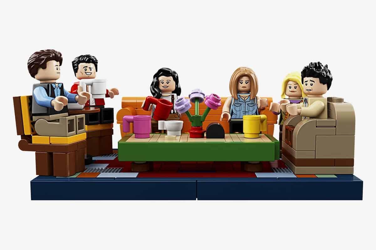 LEGO Friends, maar dan de tv-serie