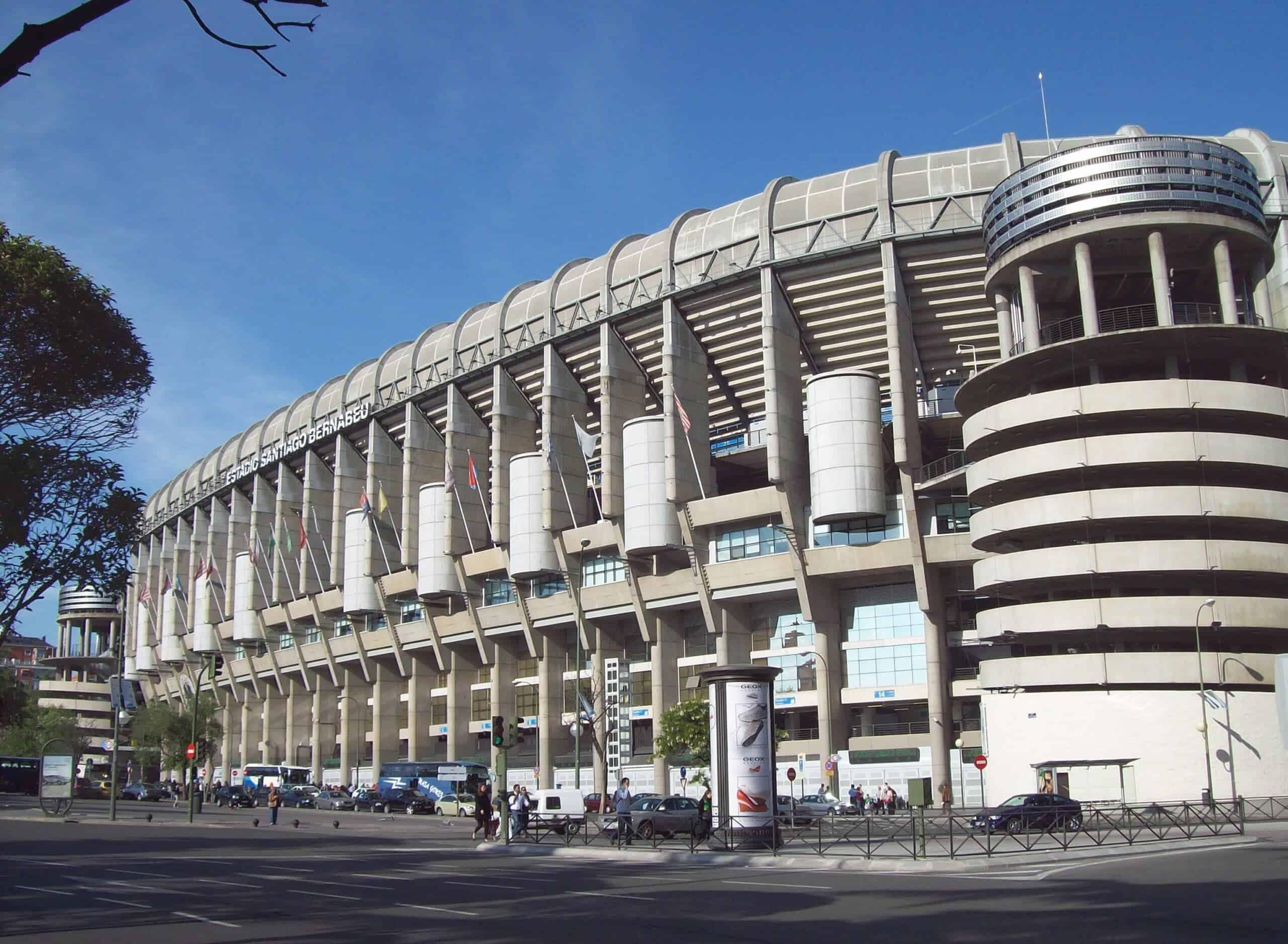 stadion van real