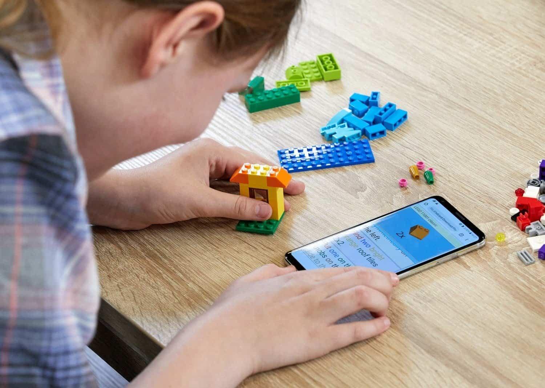 Inclusieve instructies voor LEGO