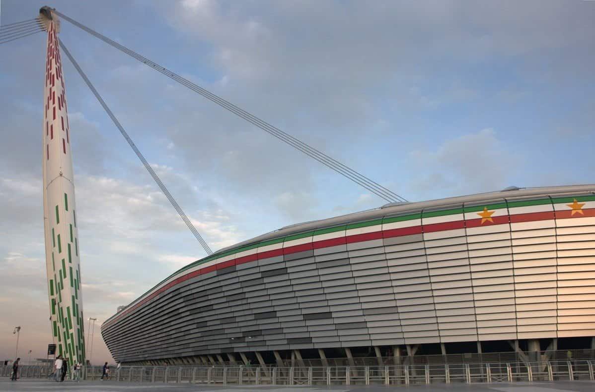stadion van Juventus