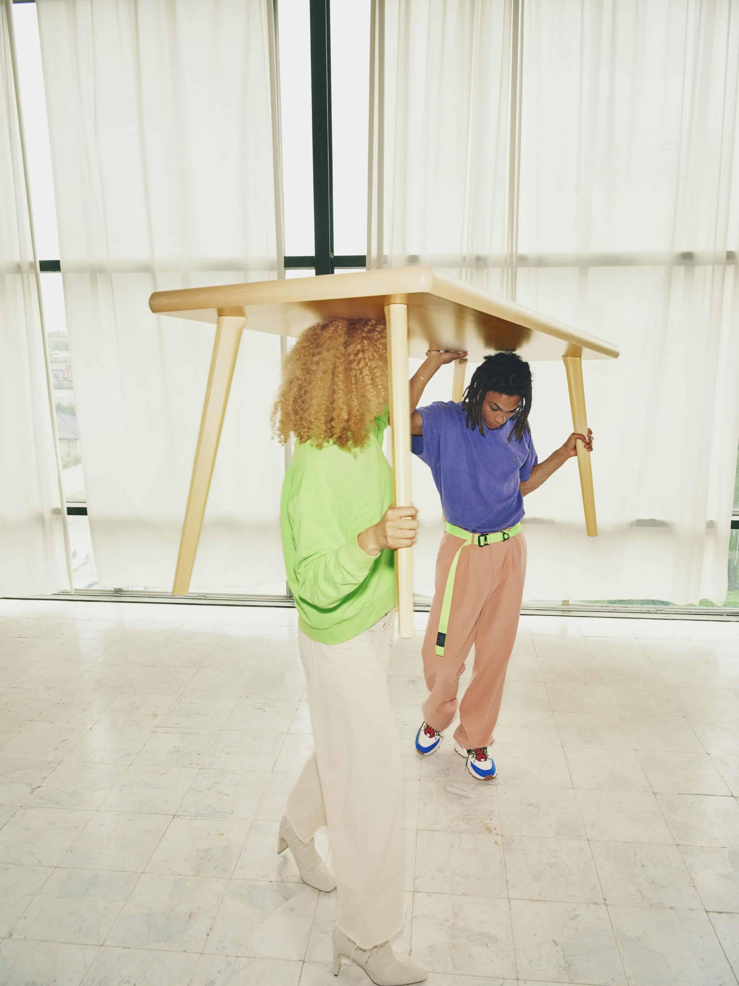 IKEA en Virgil Abloh lanceren MARKERAD collectie