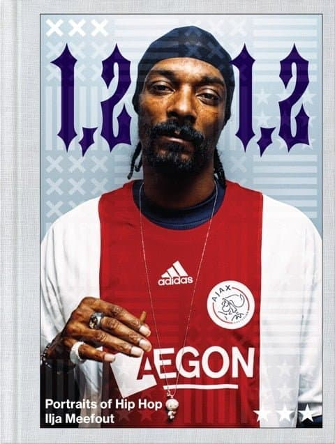 Ilja Meefout - Portraits of Hip Hop - Snoop Dogg