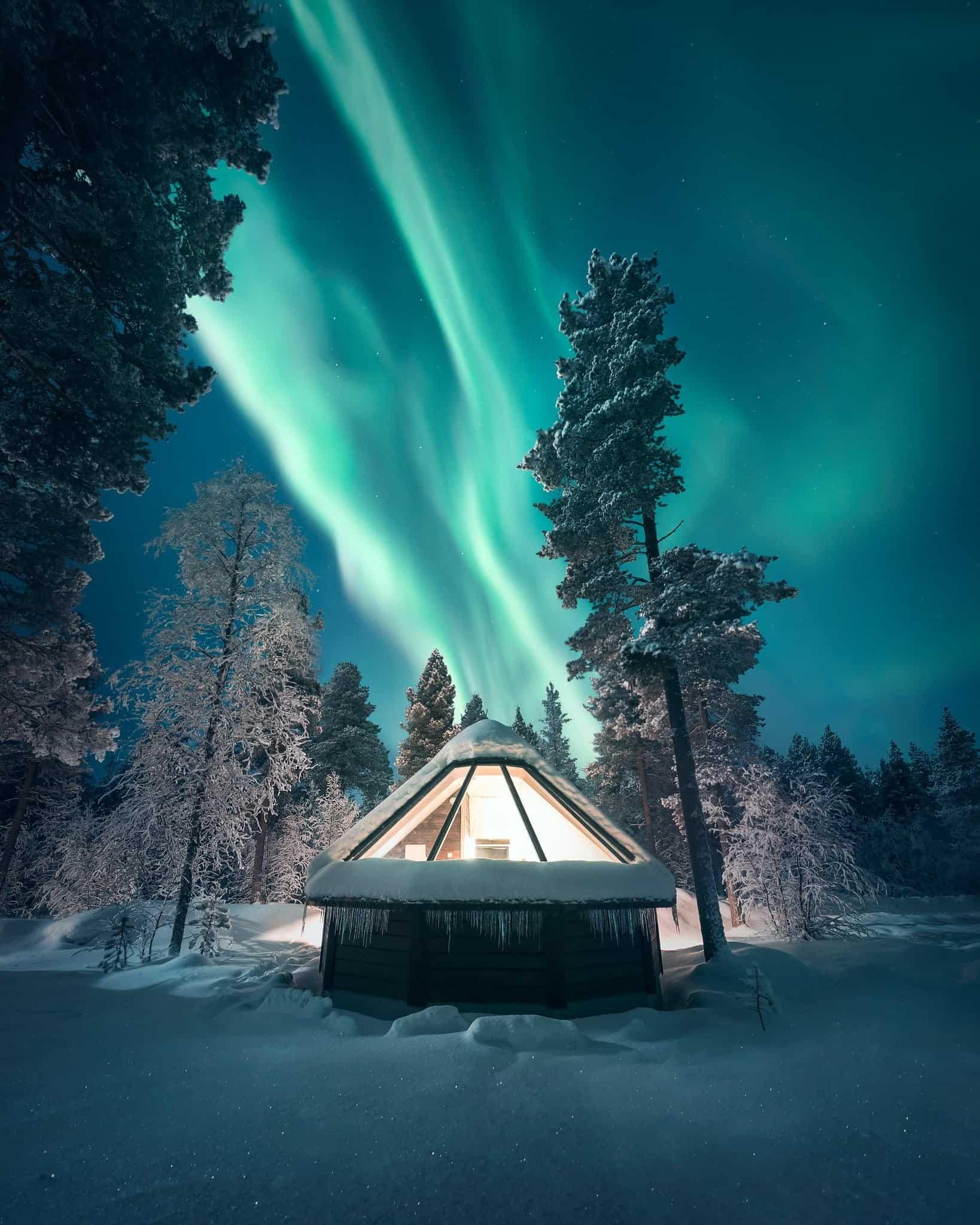 Aurora Village Finland