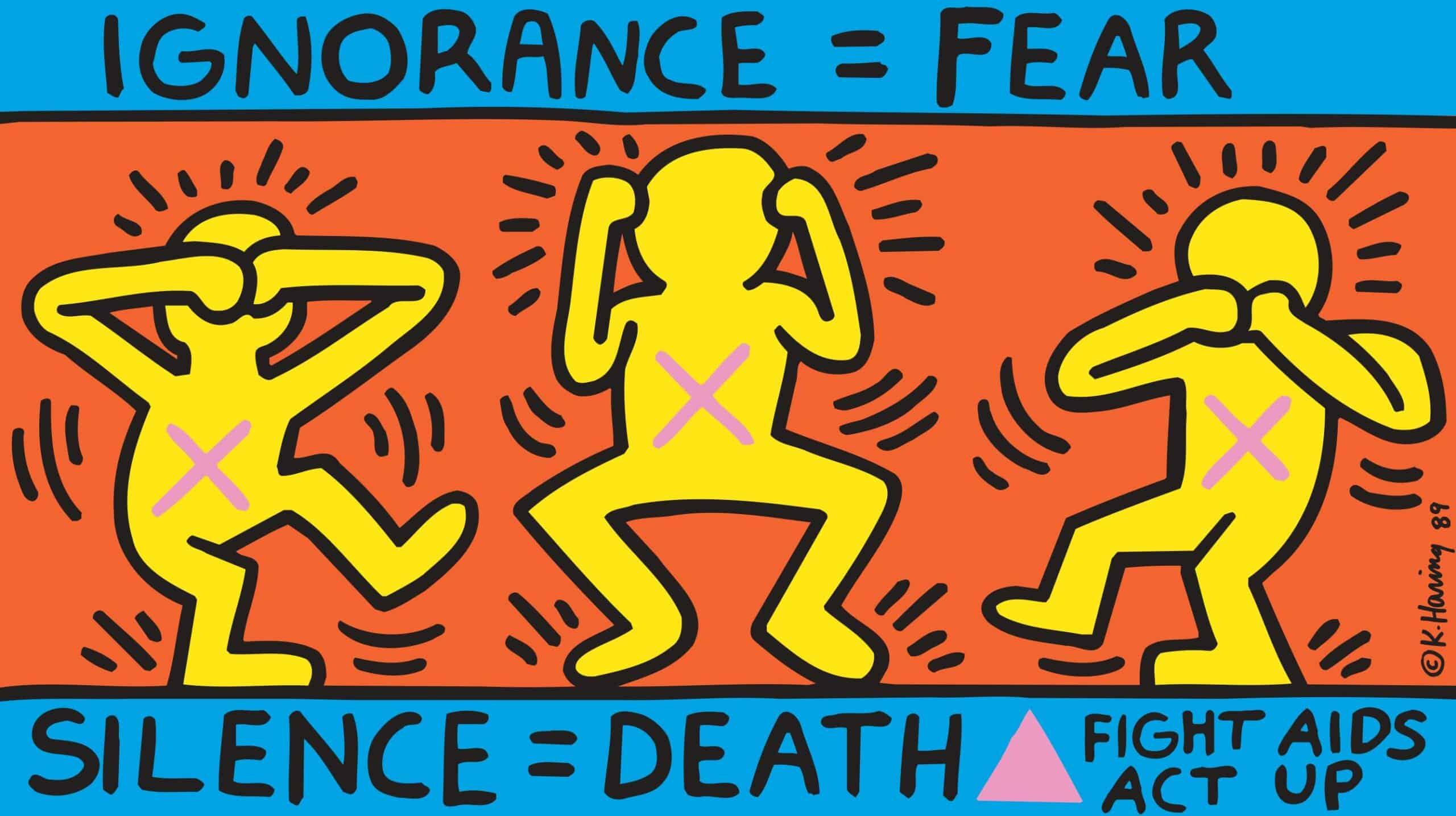 Keith Haring BOZAR