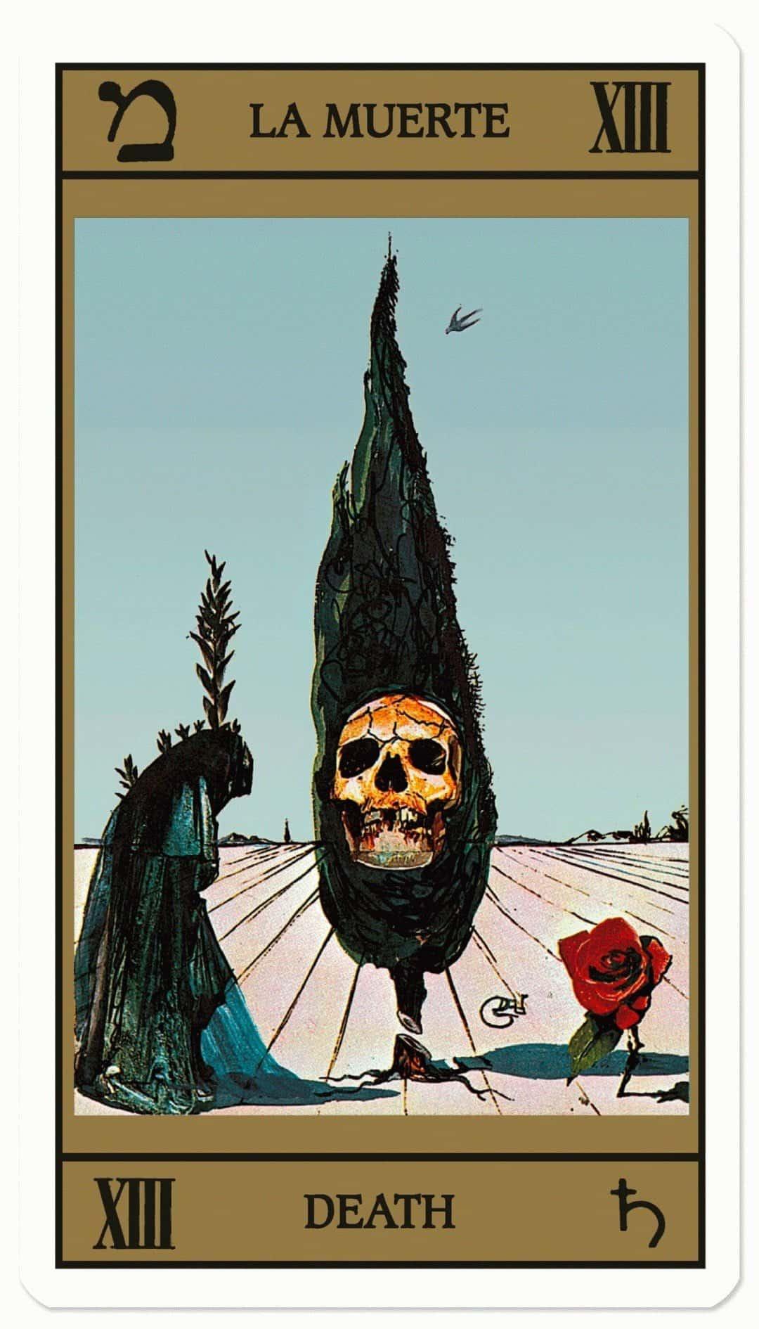 Tarotkaarten van Salvador Dalí