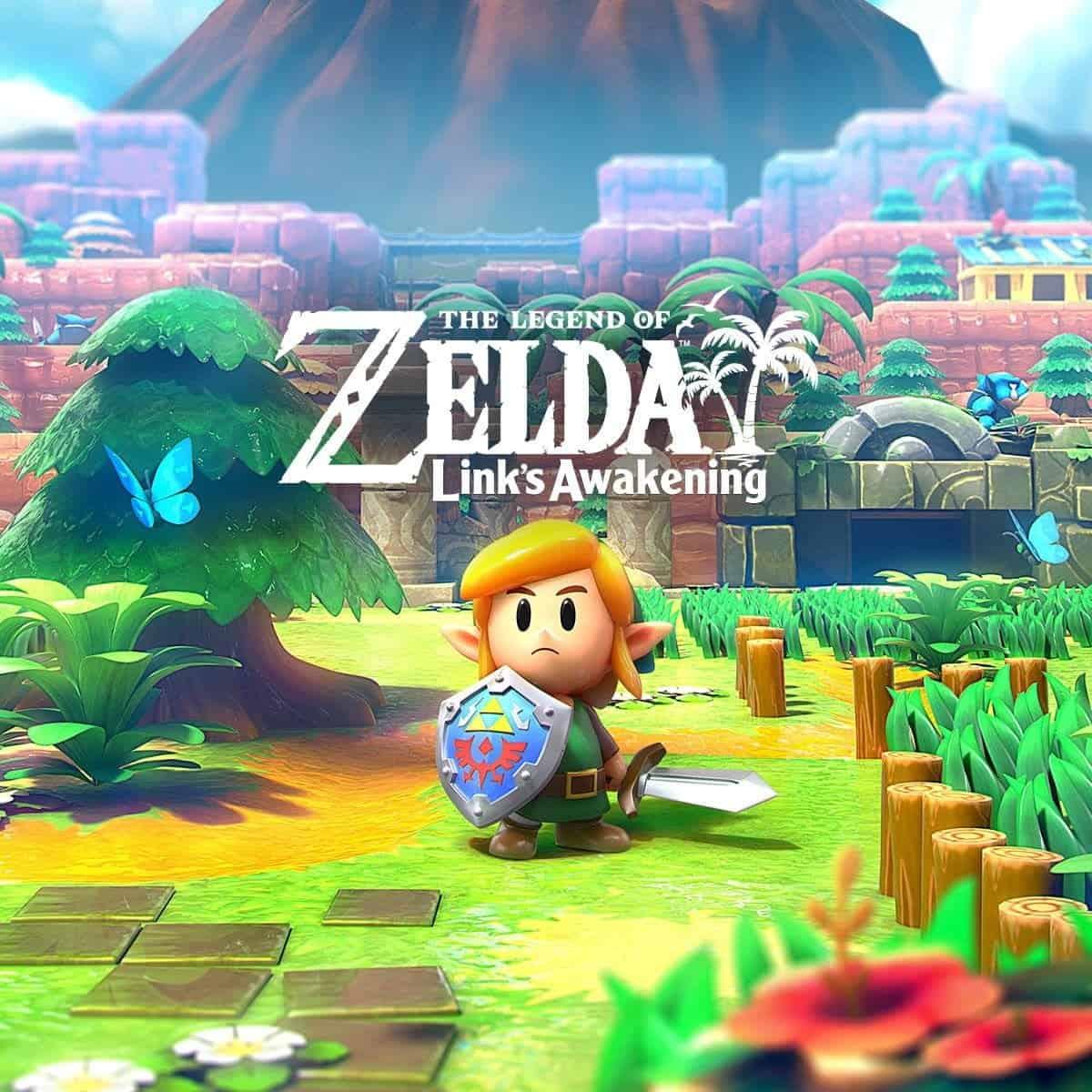The Legend of Zelda Link's Awakening (Switch) Review