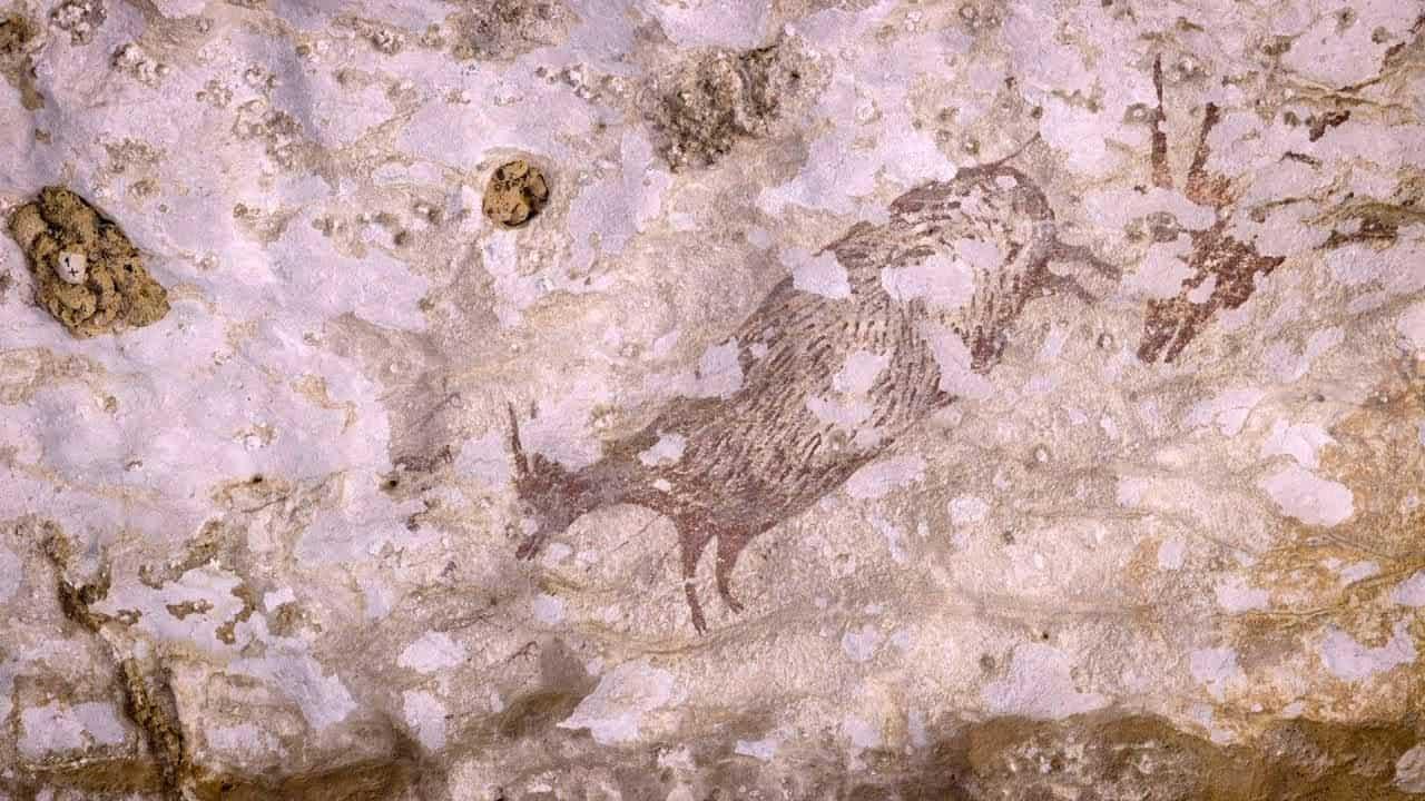 oudste kunst