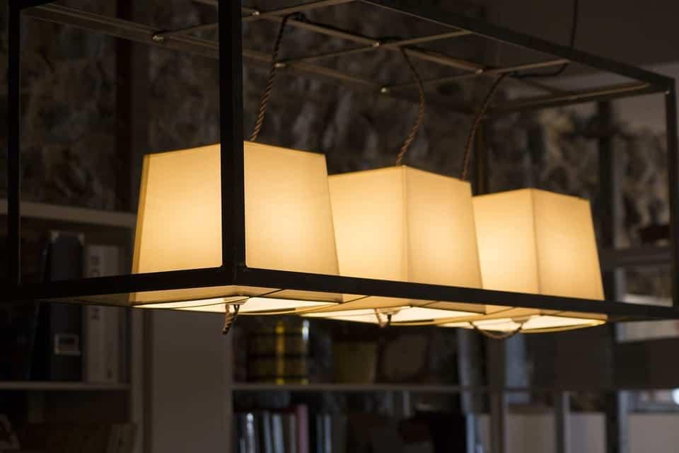 lampen in huis