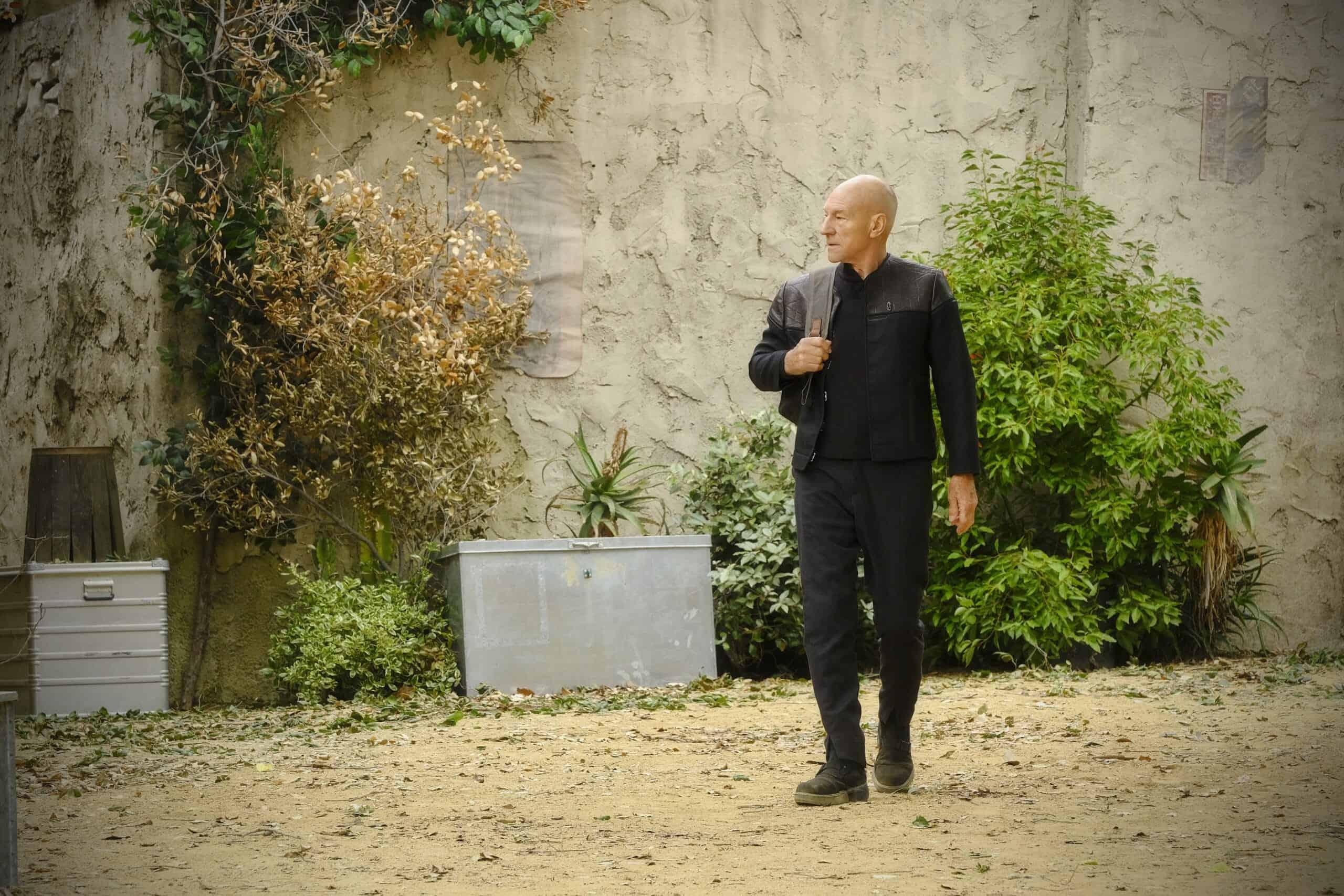 Star Trek: Picard gaat van start op Amazon Prime
